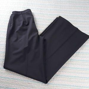 Lafayette 148 New York 4 Gray Stretch Wool Pants